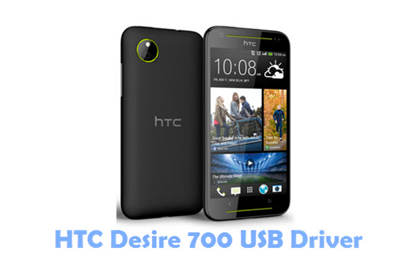 Download HTC Desire 700 USB Driver