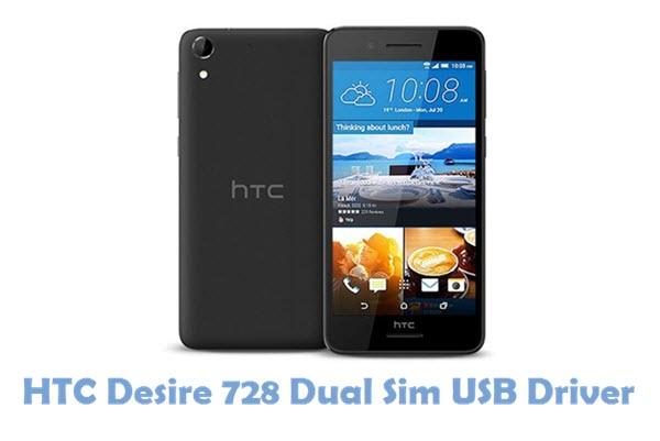 HTC Desire 728 Dual Sim USB Driver