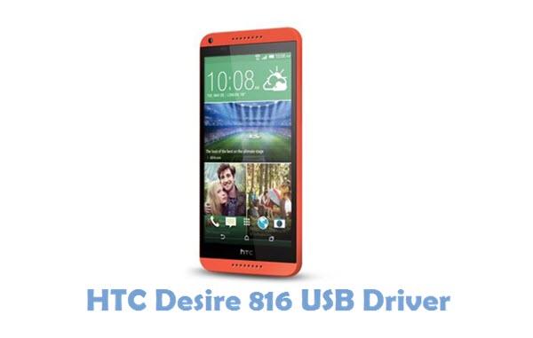 HTC Desire 816 USB Driver