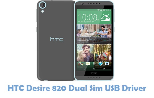 Download HTC Desire 820 Dual Sim USB Driver