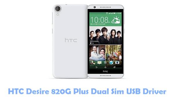 Download HTC Desire 820G Plus Dual Sim USB Driver