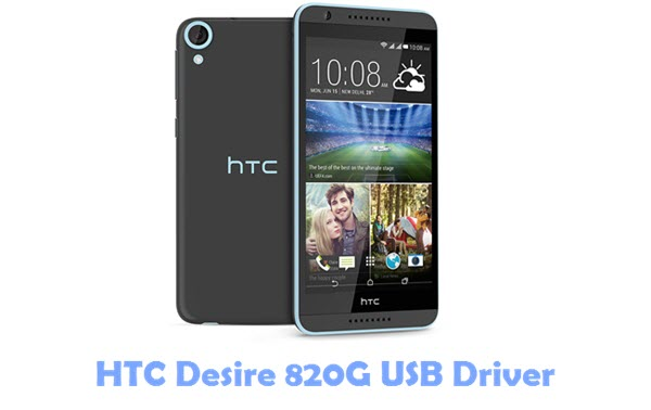 Download HTC Desire 820G USB Driver