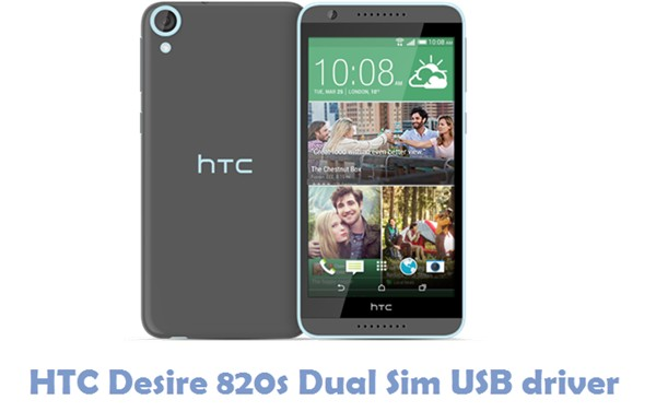 Download HTC Desire 820s Dual Sim USB Driver