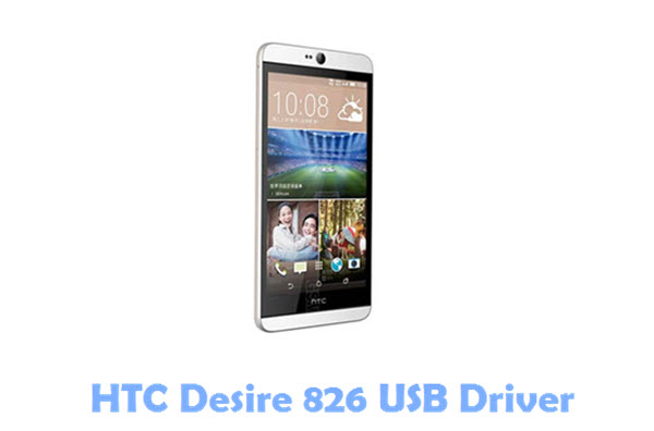 Download HTC Desire 826 USB Driver