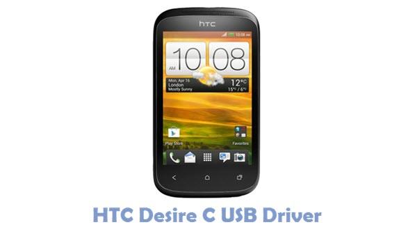Download HTC Desire C USB Driver