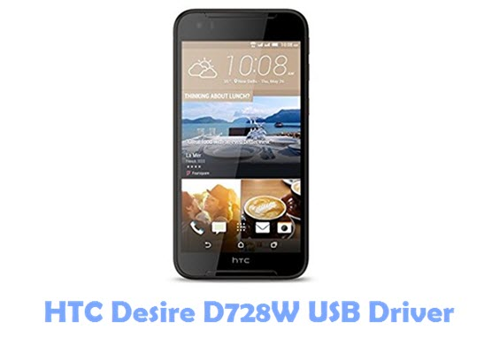 Download HTC Desire D728W USB Driver