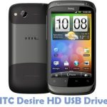 HTC Desire HD USB Driver