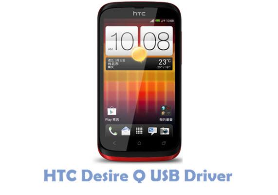 Download HTC Desire Q USB Driver