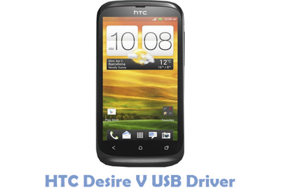 Download HTC Desire V USB Driver