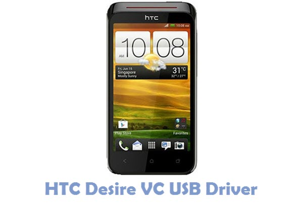 Download HTC Desire VC USB Driver