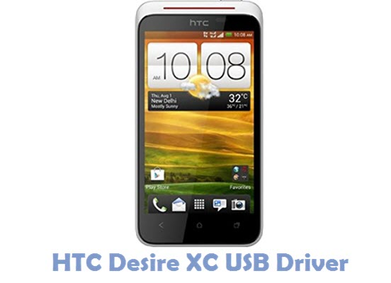 Download HTC Desire XC USB Driver