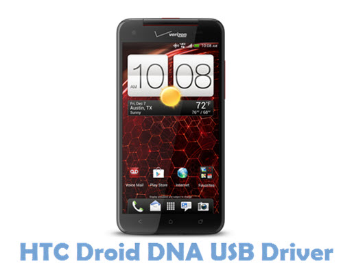 Download HTC Droid DNA USB Driver