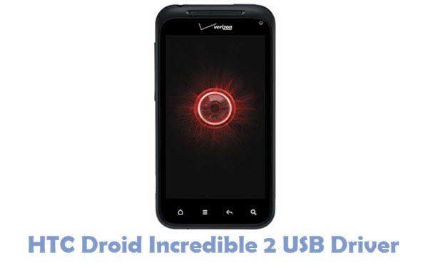 Download HTC Droid Incredible 2 USB Driver