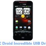HTC Droid Incredible USB Driver