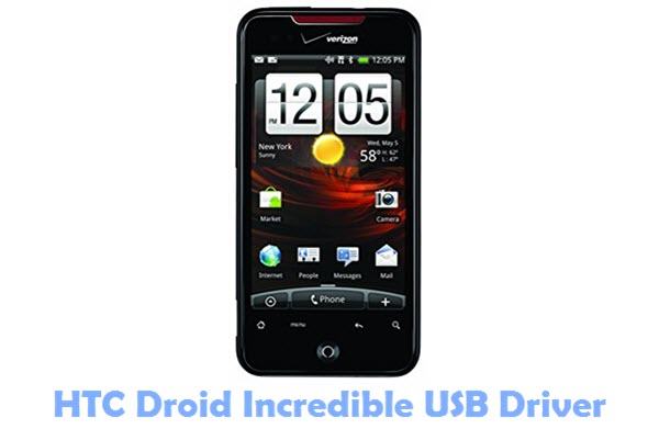 Download HTC Droid Incredible USB Driver