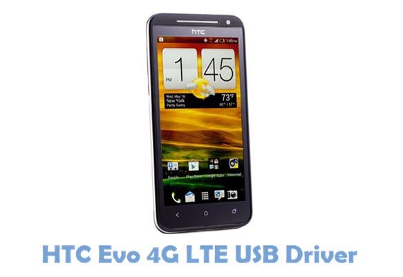 Download HTC Evo 4G LTE USB Driver