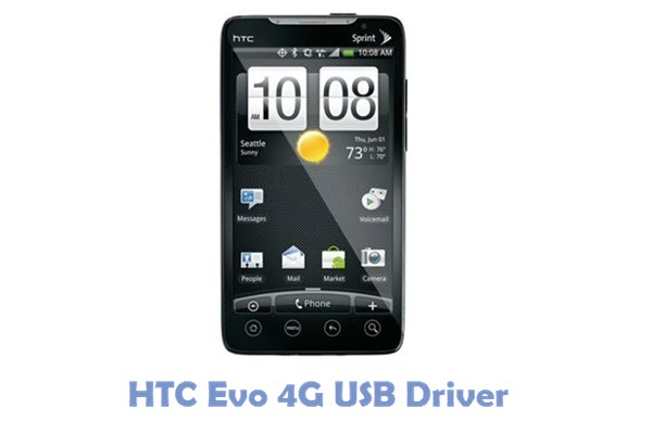 Download HTC Evo 4G USB Driver