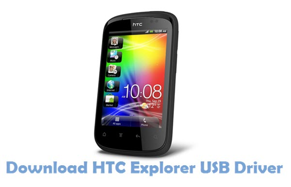 HTC Explorer USB Driver