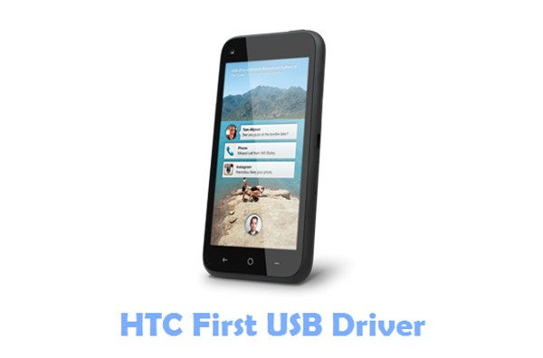 Download HTC First USB Driver