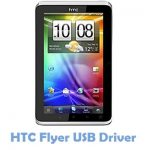 HTC Flyer USB Driver