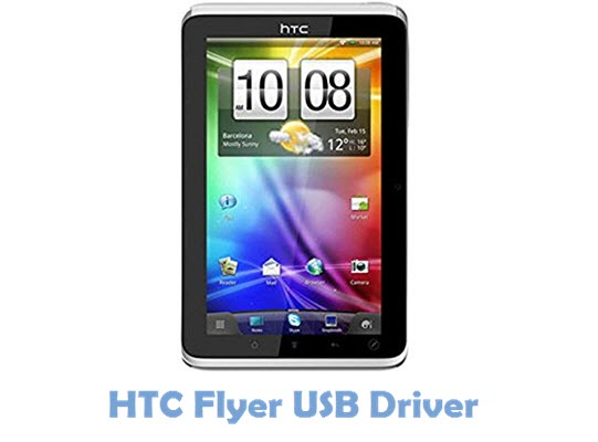 Download HTC Flyer USB Driver