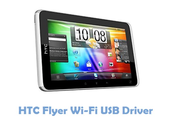 Download HTC Flyer Wi-Fi USB Driver