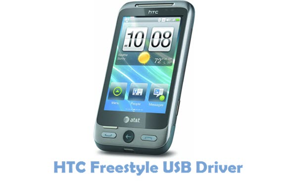 Download HTC Freestyle USB Driver