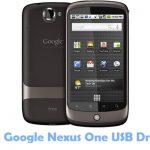HTC Google Nexus One USB Driver