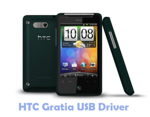 Download HTC Gratia USB Driver