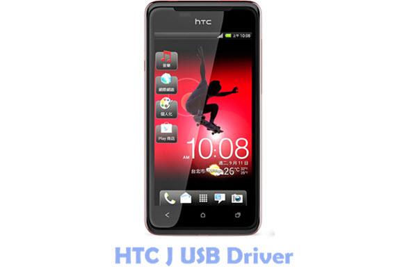 Download HTC J USB Driver