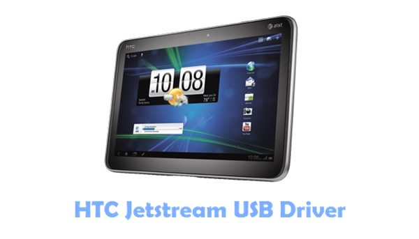 Download HTC Jetstream USB Driver