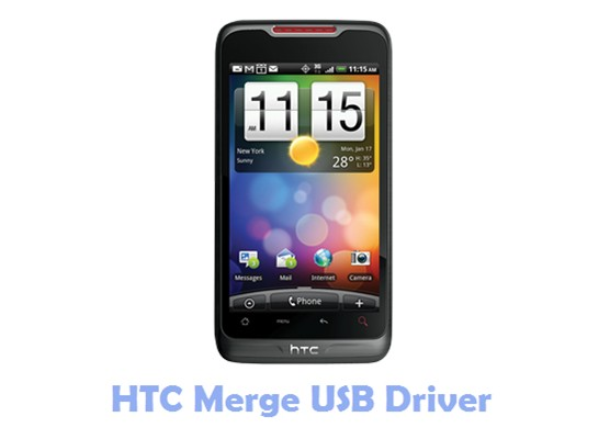 Download HTC Merge USB Driver