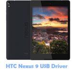 HTC Nexus 9 USB Driver