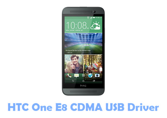 HTC One E8 CDMA USB Driver