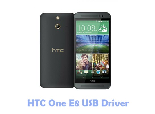 Download HTC One E8 USB Driver