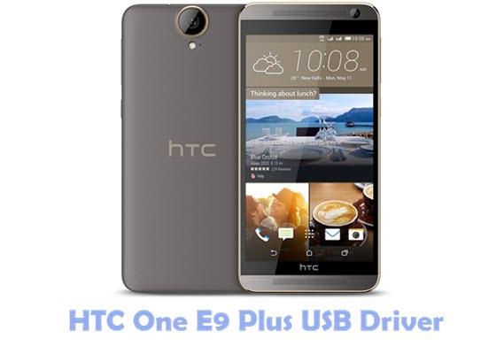 Download HTC One E9 Plus USB Driver