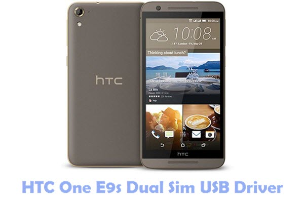Download HTC One E9s Dual Sim USB Driver