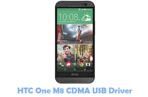HTC One M8 CDMA USB Driver