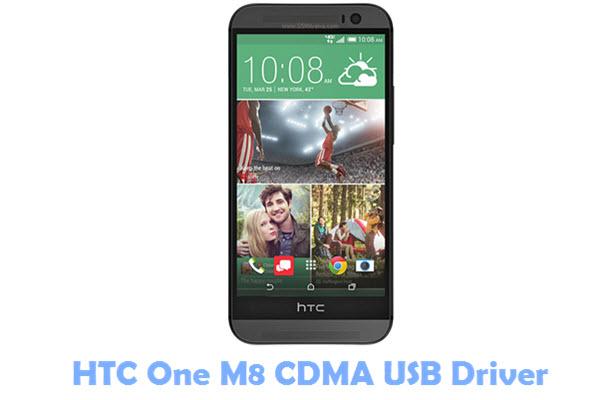 Download HTC One M8 CDMA USB Driver