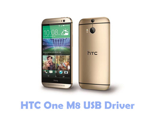 Download HTC One M8 USB Driver