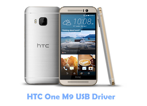 Download HTC One M9 USB Driver