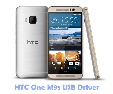 Download HTC One M9s USB Driver