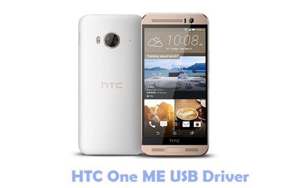 Download HTC One ME USB Driver