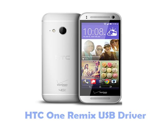Download HTC One Remix USB Driver