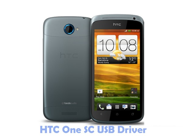 Download HTC One SC USB Driver