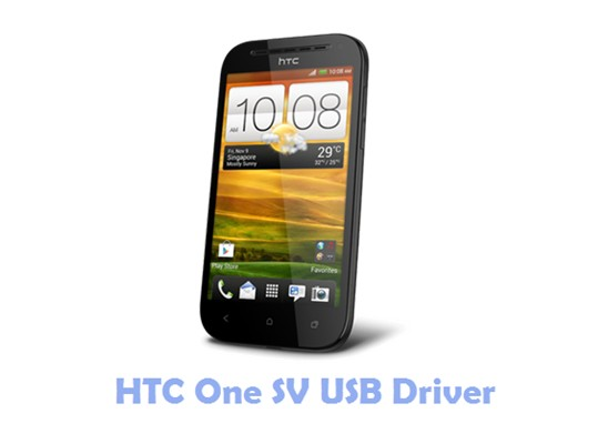 Download HTC One SV USB Driver