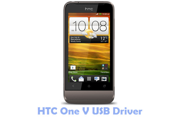 Download HTC One V USB Driver