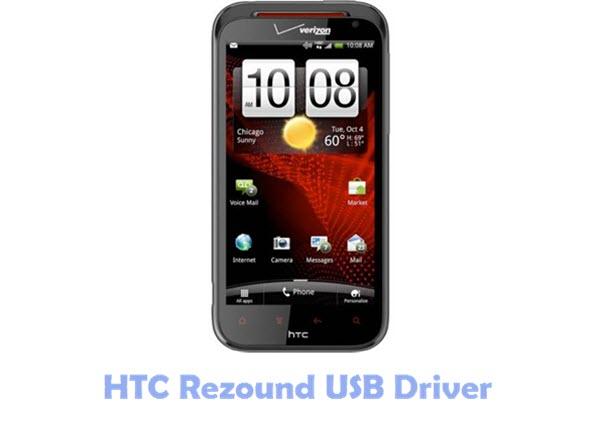 Download HTC Rezound USB Driver