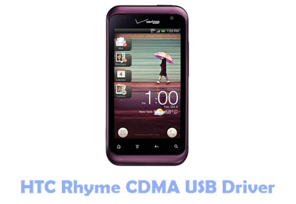 Download HTC Rhyme CDMA USB Driver