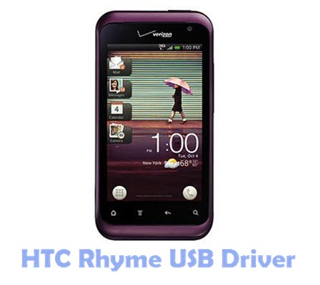 HTC Rhyme USB Driver